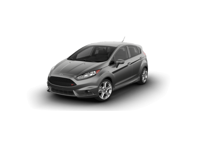 2019 Ford Fiesta ST Hatch sedan